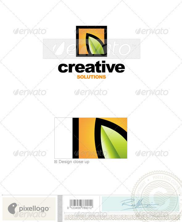 GraphicRiver Nature & Animals Logo 1690 497319