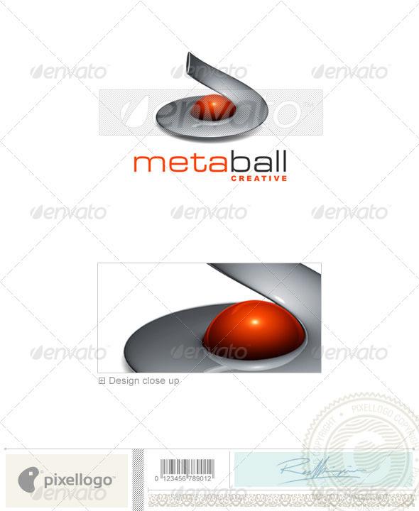 GraphicRiver Activities & Leisure Logo 3D-299 497350