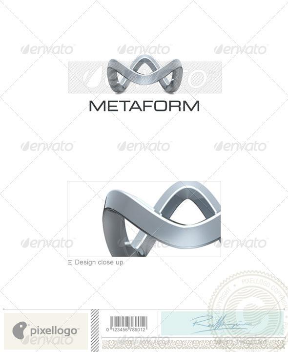 Technology Logo - 3D-319