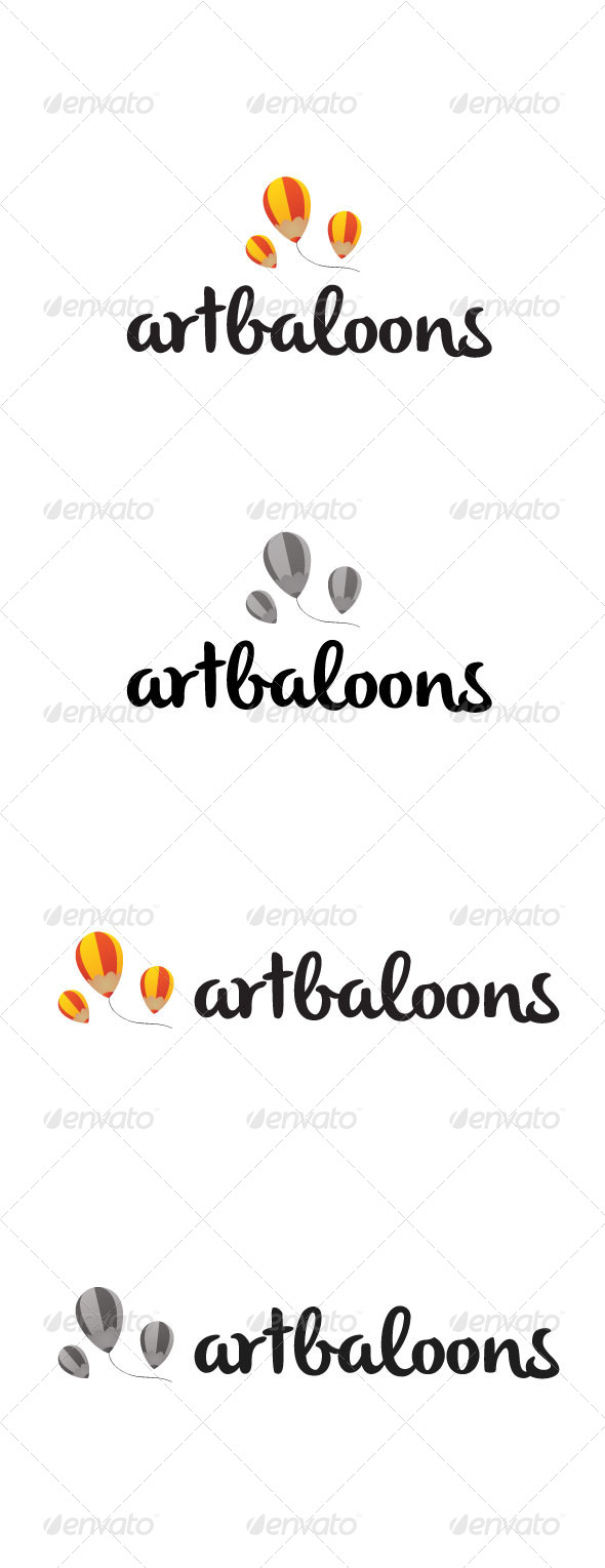 Artbaloon - Objects Logo Templates