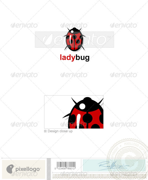 GraphicRiver Nature & Animals Logo 674 497407