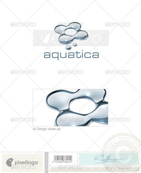 GraphicRiver Nature & Animals Logo 3D-322 497434