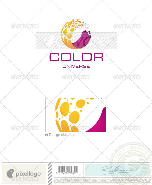 Print & Design Logo 1850