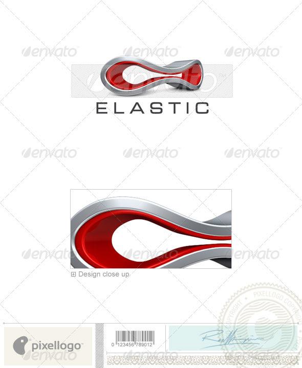 Technology Logo - 3D-274