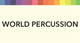 Sort By Inst. - World Percussion