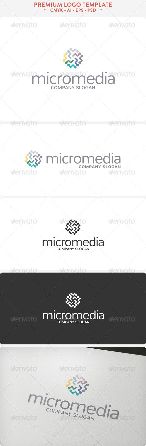 GraphicRiver Micromedia 4765590
