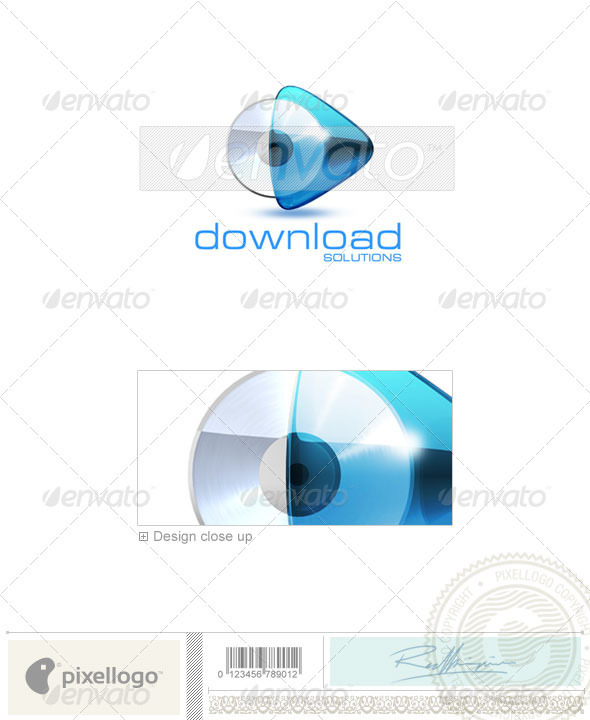 GraphicRiver Activities & Leisure Logo 3D-236 497514