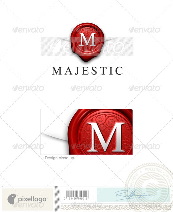 GraphicRiver Business & Finance Logo 3D-160 497611