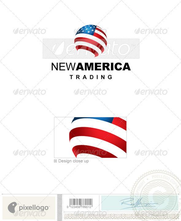 GraphicRiver Communications Logo 2019 497615
