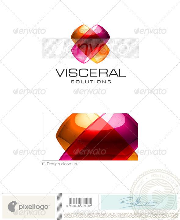 Technology Logo - 3D-411