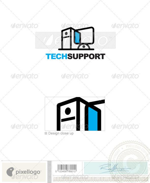 Technology Logo - 121