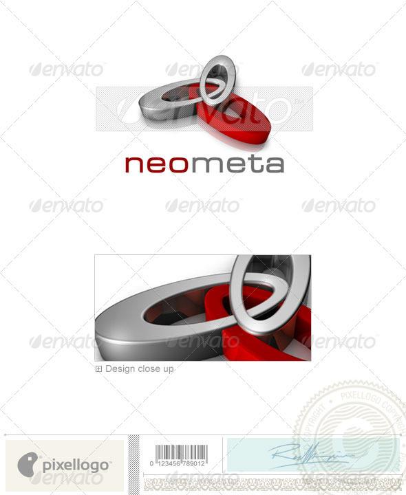 Technology Logo - 3D-400