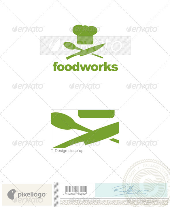Activities & Leisure Logo - 296 - Food Logo Templates