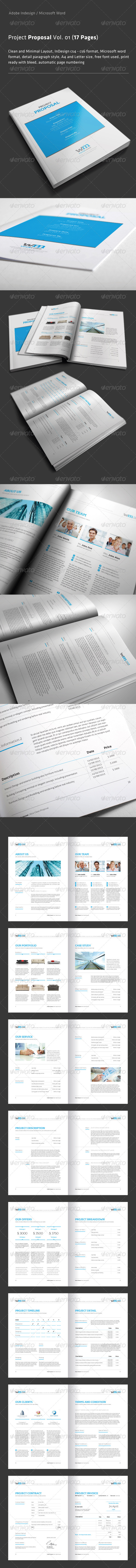 GraphicRiver Proposal Template Vol 01 17 Pages 4766259