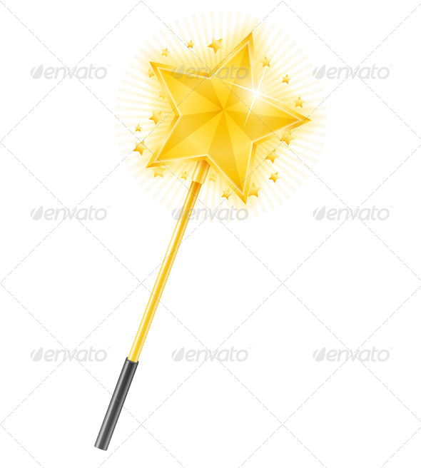 GraphicRiver Magic Wand 4766276