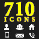 710 Icon Vector - GraphicRiver Item for Sale