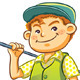 Golf Boy - GraphicRiver Item for Sale