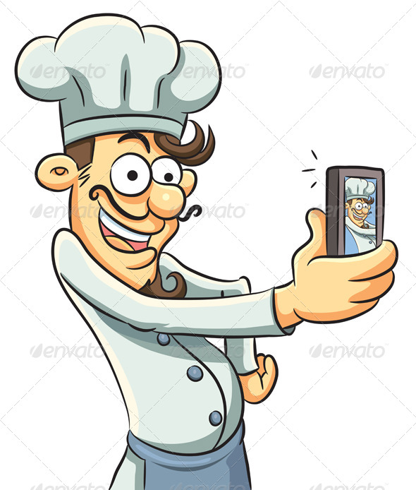 Narcissistic Chef - People Characters