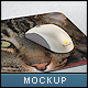 Mousepad/Mouse Mock-up - GraphicRiver Item for Sale