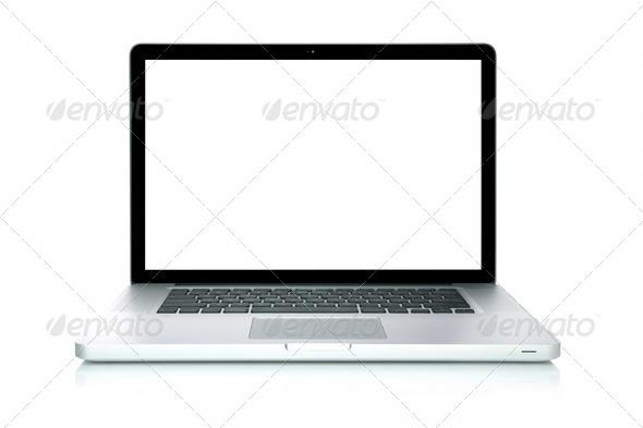 PhotoDune Laptop 497814