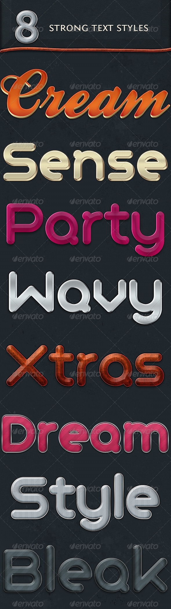 GraphicRiver Strong Text Styles 01 4769209