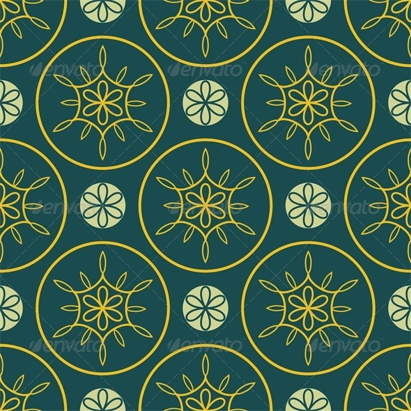 GraphicRiver Decorative Pattern 4769412