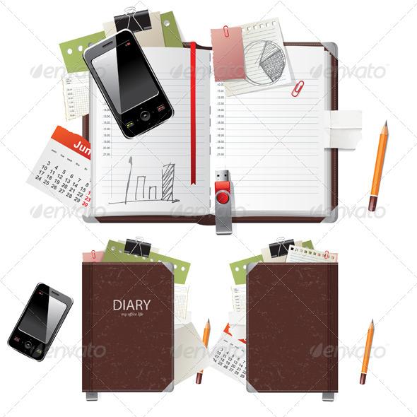 GraphicRiver Diary 4769924