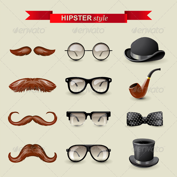 GraphicRiver Hipster Style 4769930