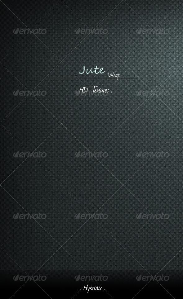 GraphicRiver Jute Wrap 497910