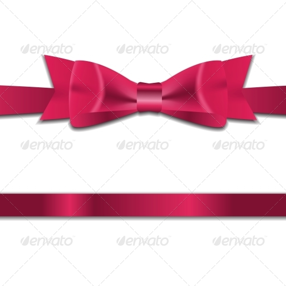GraphicRiver Beautiful Gift Ribbon 4772562