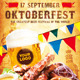 Oktoberfest Festival Template - GraphicRiver Item for Sale
