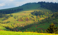 Multicolored diagonal Carpathian Mountains - PhotoDune Item for Sale