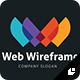 Web Wireframe Logo - GraphicRiver Item for Sale