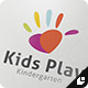 Kids Play Logo - GraphicRiver Item for Sale