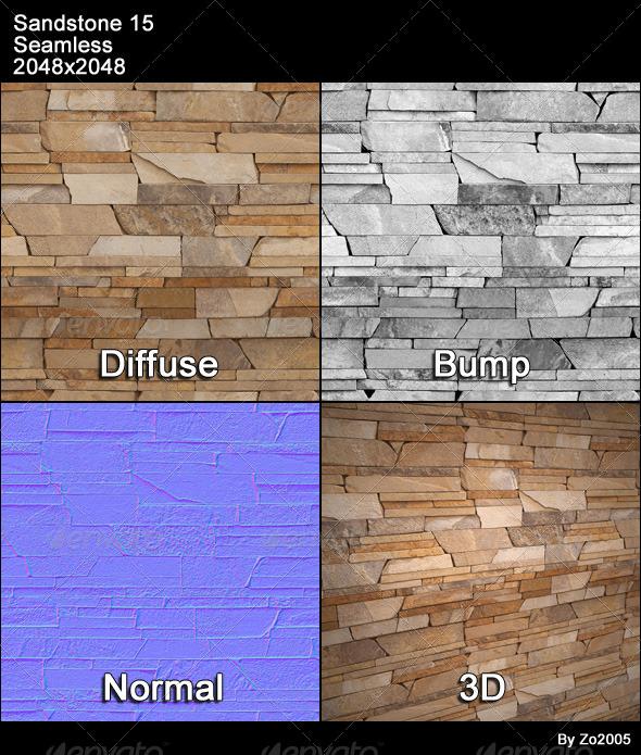 3DOcean Sandstone Seamless Texture 15 4776756
