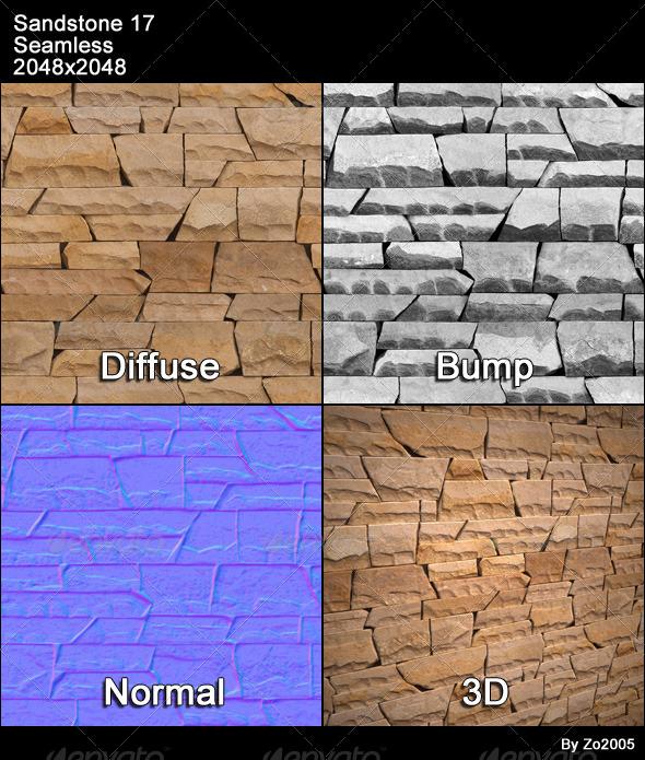 3DOcean Sandstone Seamless Texture 17 4776873