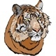 Head of Tiger - GraphicRiver Item for Sale