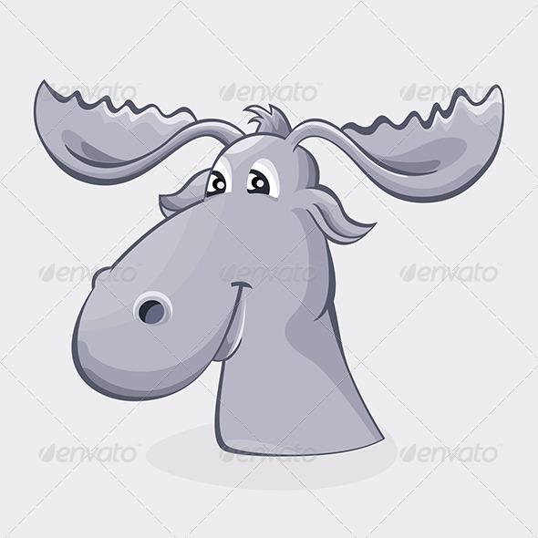 GraphicRiver Donkey 4777344