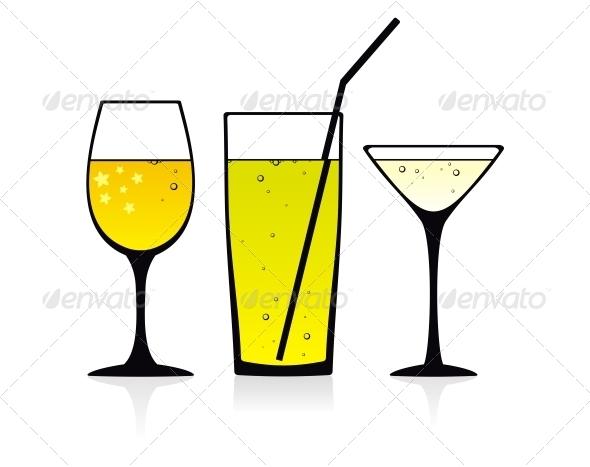 GraphicRiver Glasses 4779870