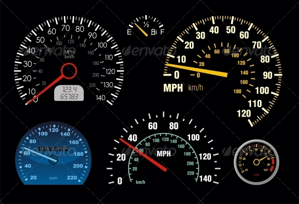 GraphicRiver Speedometer 2 4780117