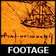 Leonardo's Da Vinci Engineering Drawing 4 - VideoHive Item for Sale