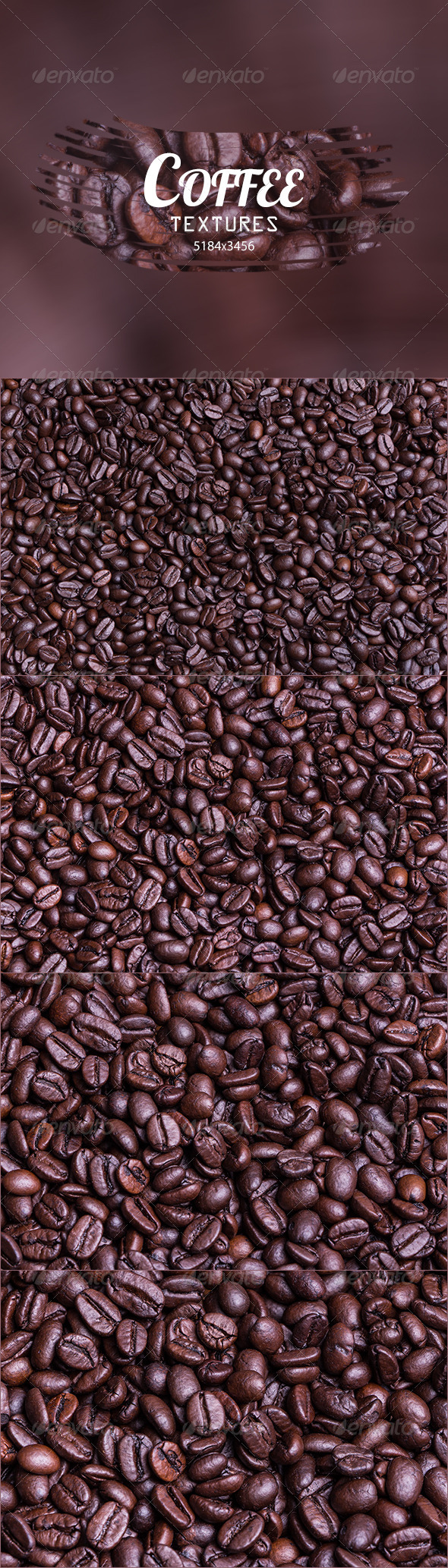 GraphicRiver Coffee Textures 4780765