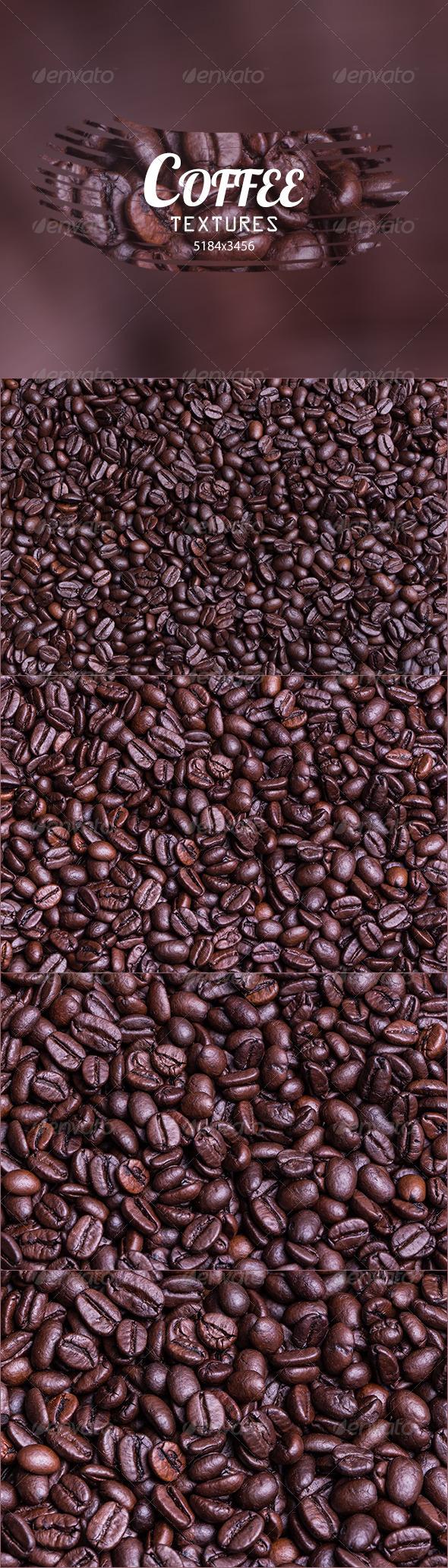 Coffee Textures - Textures
