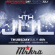 Liberty 4th July Flyer Template