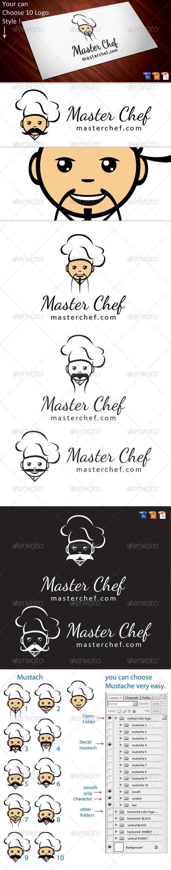GraphicRiver Master Chef 4781655