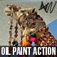 Premium Oil Paint Effect Action - GraphicRiver Item for Sale