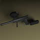 Paint Ball Rifle  - 3DOcean Item for Sale
