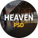 Heaven - Multi Purpose PSD Template - ThemeForest Item for Sale