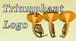 Triumphant Logos