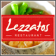 Lezzatos: Restaurant Responsive Wordpress Theme